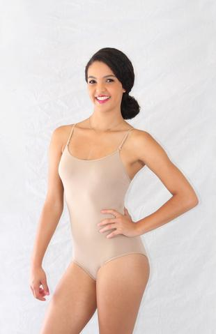 Basic Moves Adult Undergarment Leotard  - BM54745S