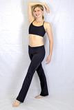 Basic Moves Adult V-Front Jazz Pant - 6150