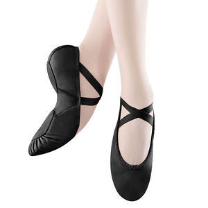 "Bloch Adult ""Prolite II Hybrid"" Split-Sole Leather Ballet Shoes - S0203L - Enchanted Dancewear"