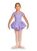 Bloch Child Cap Sleeve Tutu Leo - CL4910