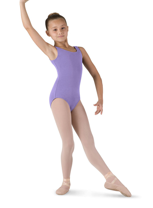 Bloch Child Wide Strap Tank Leotard - CL5405