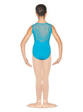 Bloch Child Mesh Back Tank Leotard - CL5565