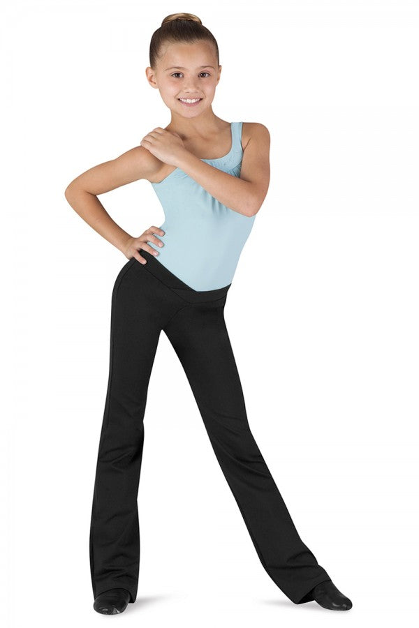 Bloch Child V-front jazz pant - CP1608