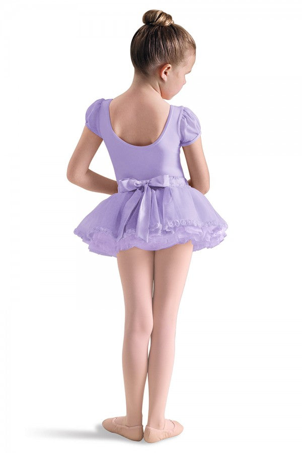 Bloch Child Satin Waist Tutu Skirt - CR4061