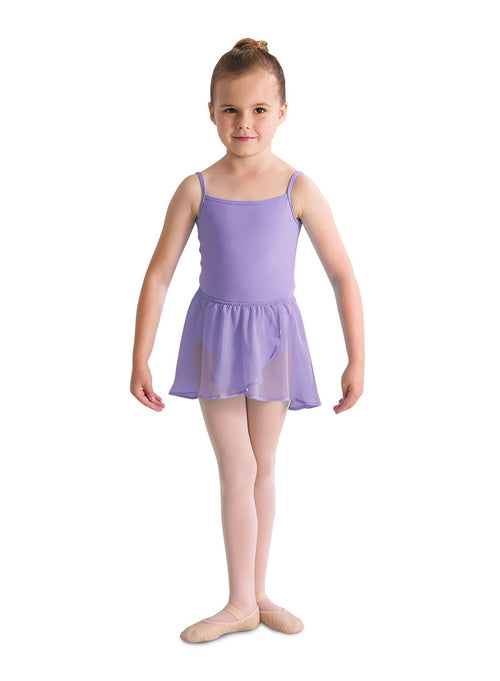 Bloch Child Barre Mock Wrap Ballet Skirt - CR5110