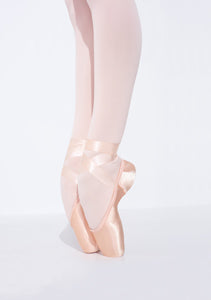 Capezio Airess Broad Toe Pointe shoe - #5.5 Shank 1130