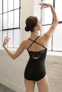 Capezio Adult Strappy Camisole Leotard - MC833W