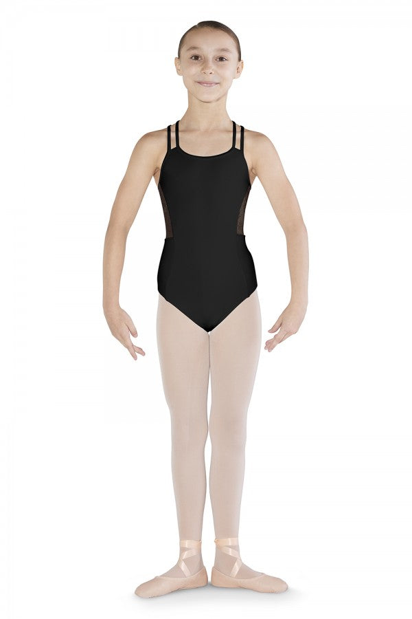 Bloch Child Double Strap Camisole Leotard - M1213C