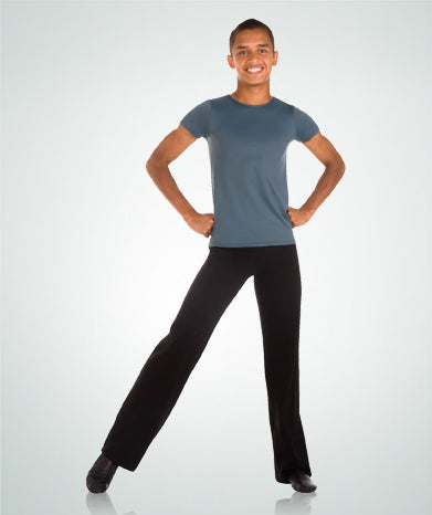 Body Wrappers Mens Dancewear Jazz Pant - M191