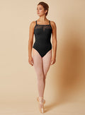 Mirella Adult Open Back Cami Leotard - M2169LM