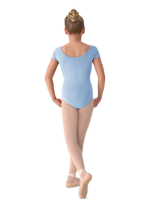 Mirella Aspire Classwear Child Cap Sleeve Leotard - M515C