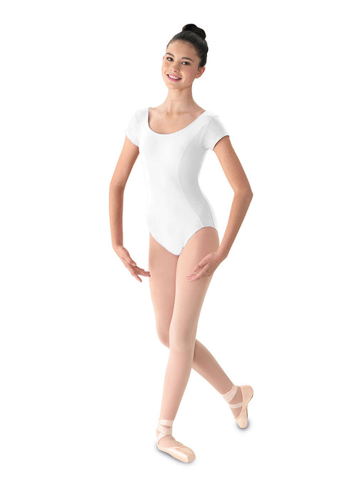 Mirella Adult Cap Sleeve Leotard - M515L