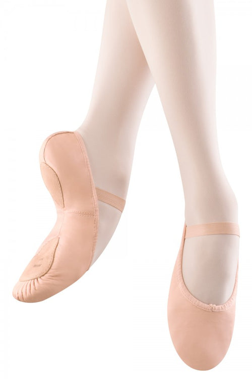 Bloch Adult Dansoft II Split-Sole Leather Ballet Shoe - S0258L