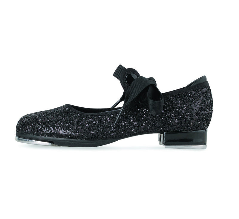 Bloch Child Glitter Tie Tap Shoes - S0351G - Enchanted Dancewear