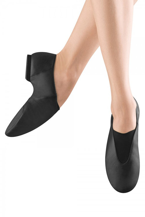 "Bloch Adult ""Super Jazz"" Slip-On Jazz Shoes - S0401L"