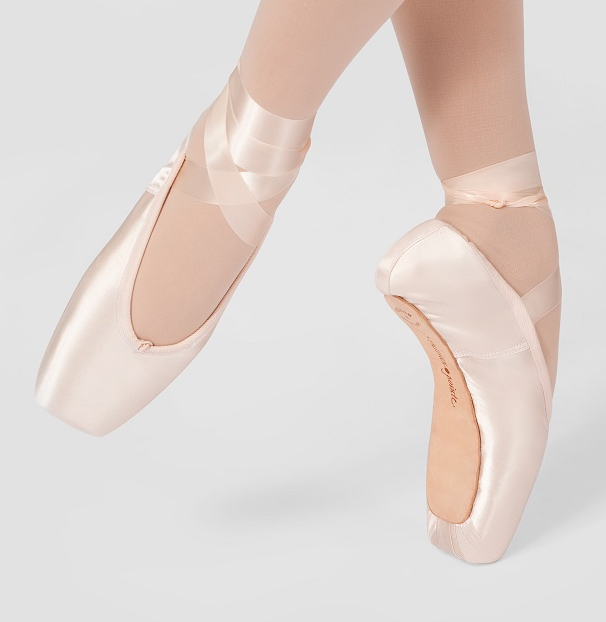 Russian Pointe Muse Pointe Shoe