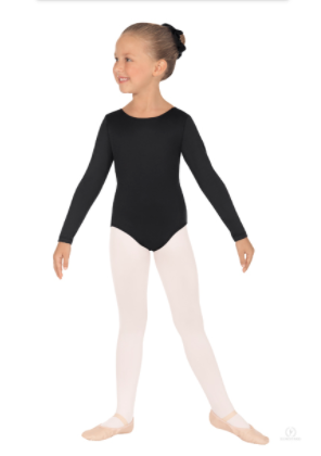 Eurotard Child Long Sleeve Leotard - 44265C