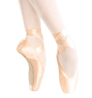 Bloch Axiom Pointe Shoes - S0108L