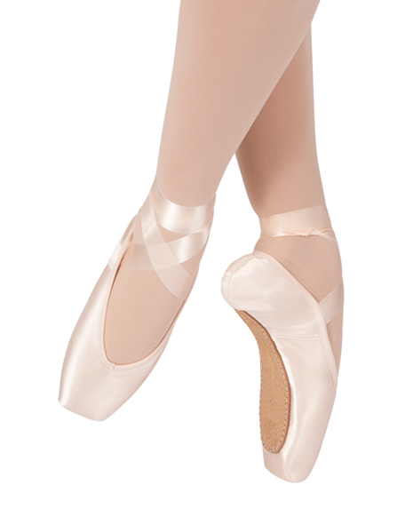 Russian Pointe Sapfir Pointe Shoes U-Cut