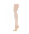 Capezio Adult Footless Tights with Self Knit Waist Band - 1917