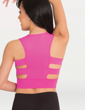 Body Wrappers Adult ProWEAR™ Novelty Racerback Midriff Pullover - 6000