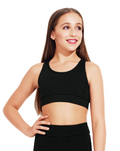 Capezio Child Viera Crop Top - 10702C