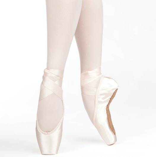 Russian Pointe Almaz U Cut Drawstring Pointe Shoe