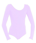 CLEARANCE - Basic Moves Child Cotton Long Sleeve Leotard - 5424GL
