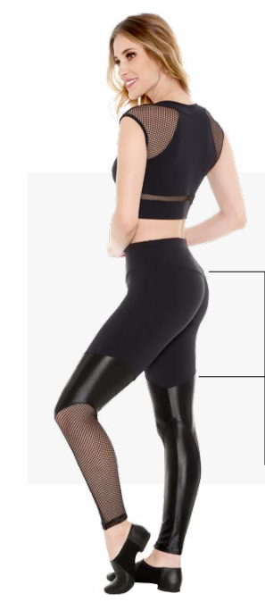 "So Danca Adult ""Jackie"" Leggings - RDE1662"