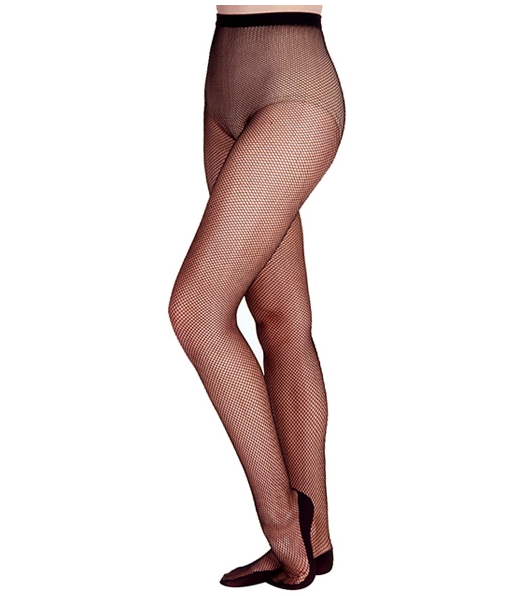 Capezio Adult Professional Back Seam Fishnet Tights - 3400