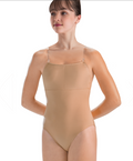 Motionwear Adult Adjustable Leotard with Removable Cups - 2485