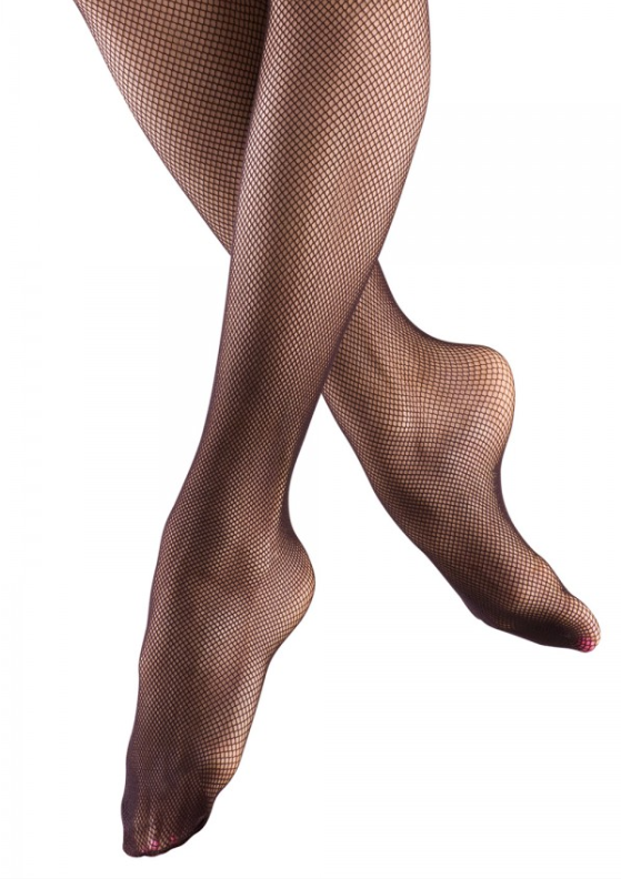 Bloch Child Fishnet Tights - T0972G