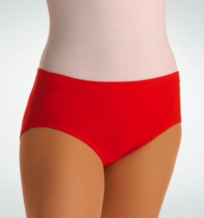 Body Wrappers Child Prowear Athletic Brief - BWP076