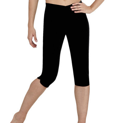 Capezio Adult Knee Capris - TB217W - Enchanted Dancewear