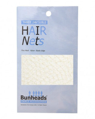 Capezio Bunheads Hair Nets - BH420 - Enchanted Dancewear - 1
