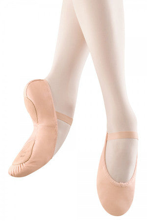 "Bloch Child ""Dansoft"" II Split-Sole Leather Ballet Shoe - S0258G - Enchanted Dancewear"