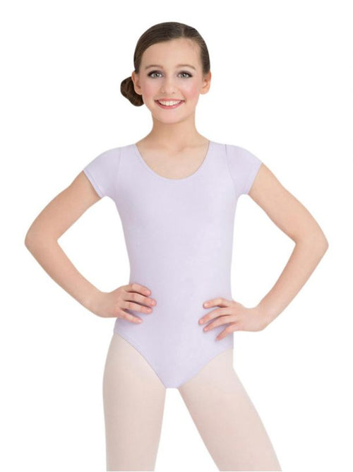 Capezio Child Short Sleeve Leotard - CC400C
