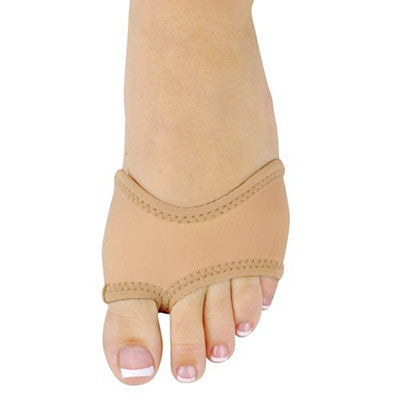Danshuz Neoprene Half Sole Shoe Light Tan - 6420 - Enchanted Dancewear