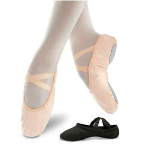 Danshuz Adult Stretch Split-Sole Ballet Shoe - 398 - Enchanted Dancewear