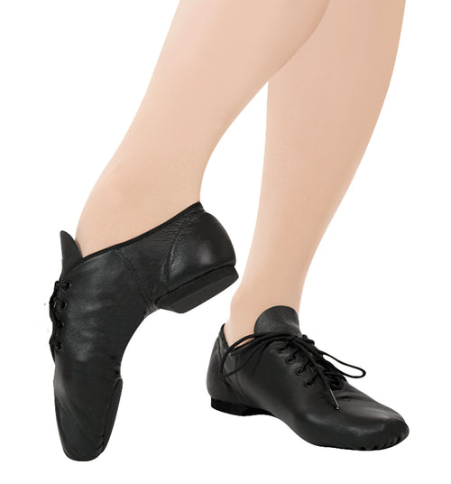 "Capezio Adult ""E-Series"" Lace Up Jazz Shoes - EJ1 - Enchanted Dancewear"