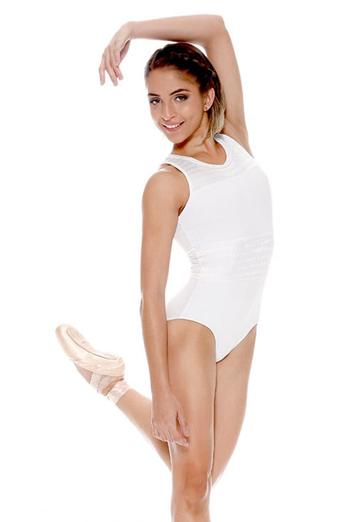 So Danca Women Tank Loetard - RDE1587 - Enchanted Dancewear - 3