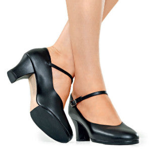 "So Danca Adult 2"" Character Shoes - CH102 - Enchanted Dancewear"