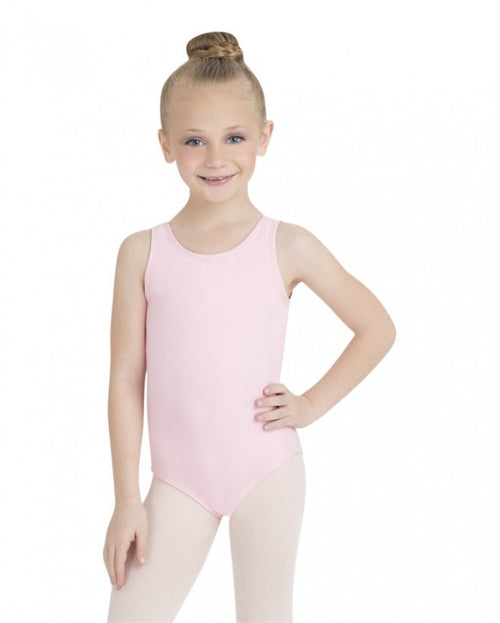 Capezio Tank Leotard - TB142C - Enchanted Dancewear - 1