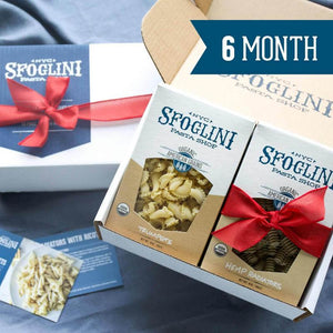 Sfoglini Pasta of the Month Club Subscription