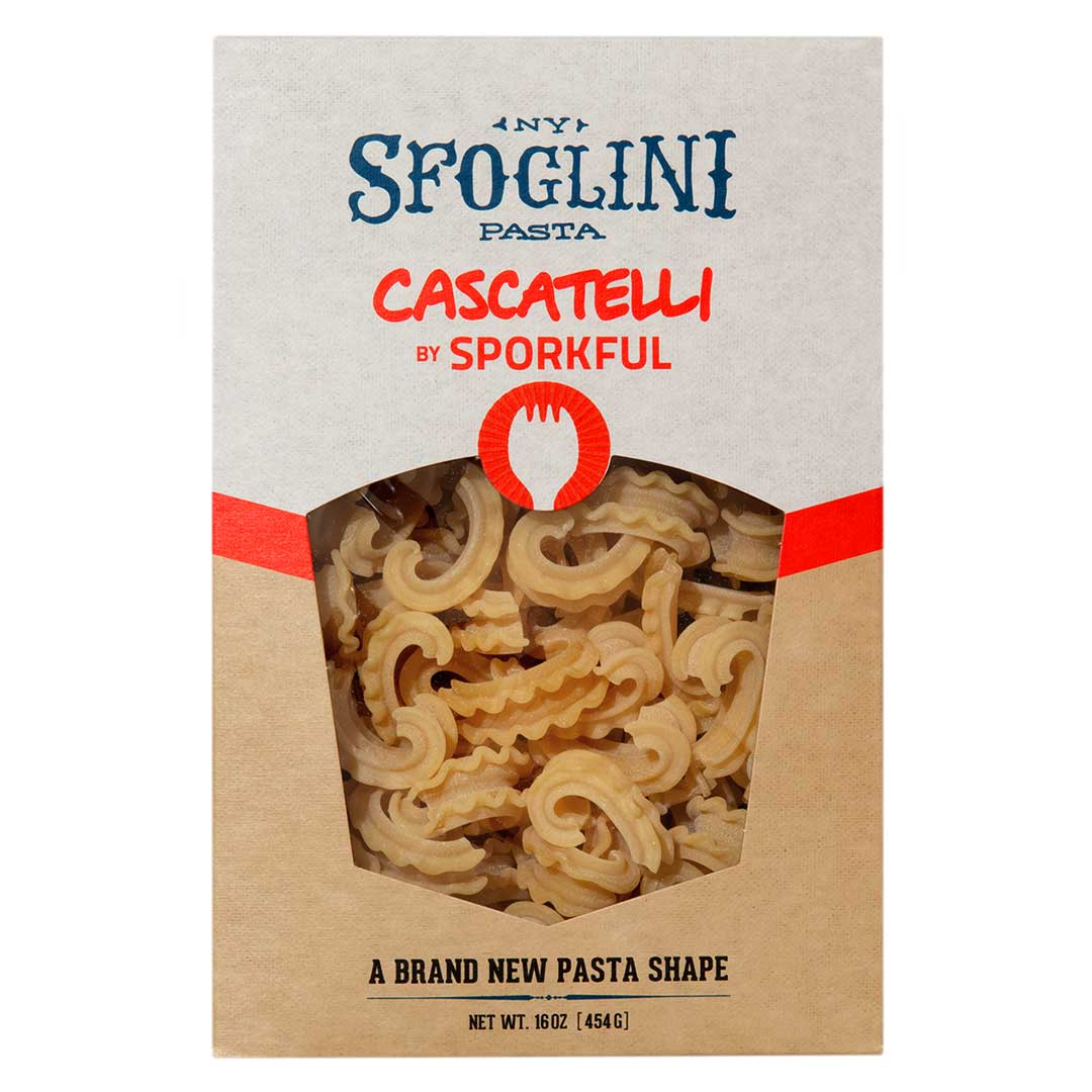 Sfoglini - Cascatelli by Sporkful