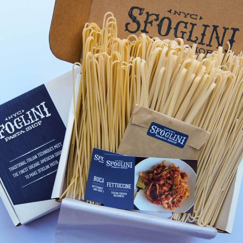 Sfoglini Holiday Noodle Gift Box