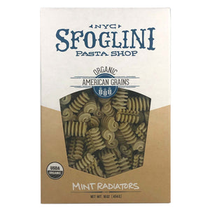 Sfoglini Mint Radiators Pasta