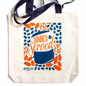 Sfoglini Reginetti and Peppers Tote Bag