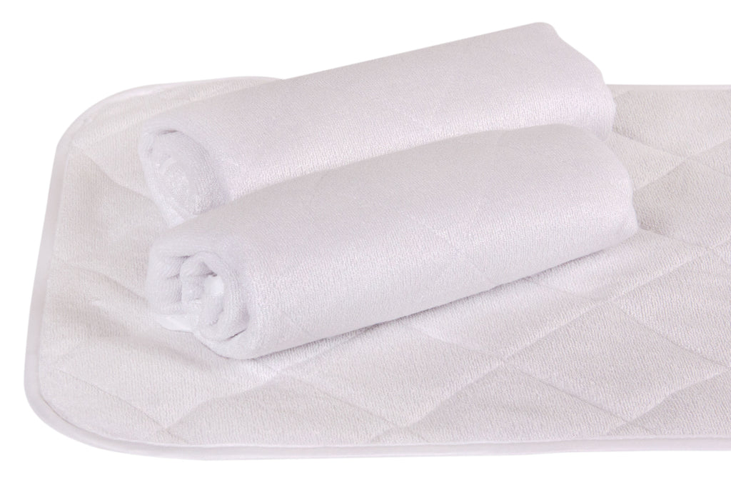Ultra-Soft Waterproof Changing Pad Liners [3 Pack]