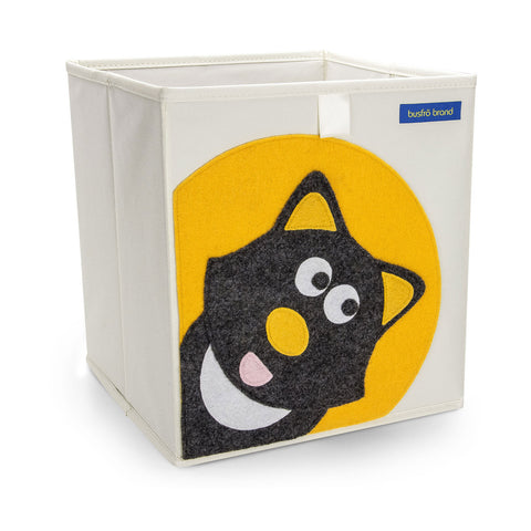 Foldable Storage Bin (Cat)